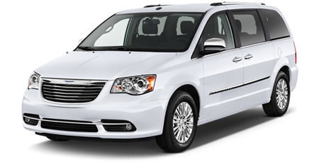 Chrysler Town & Country o Similar